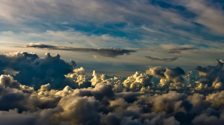 skyer over Bonn